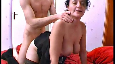 Orgasms, French mature