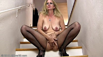 Mature, Fishnet