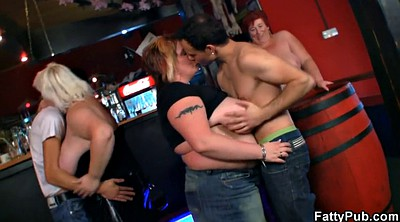 Bar, Party sex, Bbw group