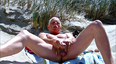 Beach, Jerk off, Gay beach