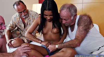 Old men, Nikki sex