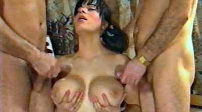 Double pussy, Hairy anal