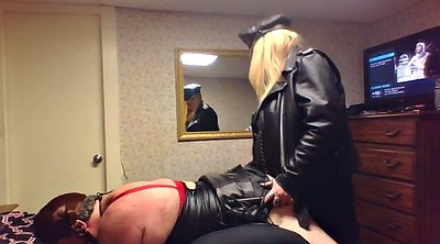 Sissy, Mistress, Leather