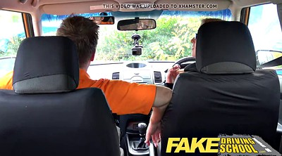 Fake, Teen creampie, Drive