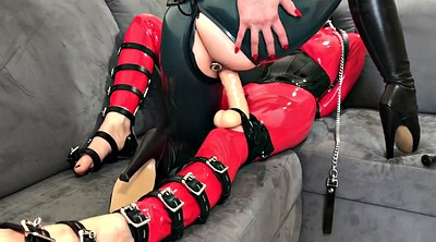 Submissive, Sex education, Latex bondage, Latex bdsm, Education