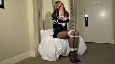 Blacked, Bound, Black bondage