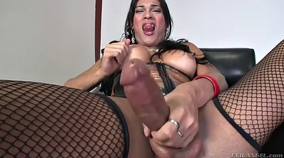 Fishnet, Bbw shemale, Big ass shemale, Bbw tranny, Solo bbw, Latina big ass