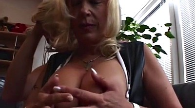 Milf, Mature boobs
