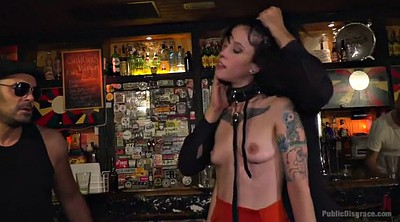 Bondage, Exhibitionist, Pub