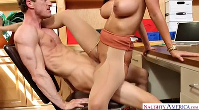 Luna star, Latina doggy fucking brunette, Latina doggy fucking, Coworker