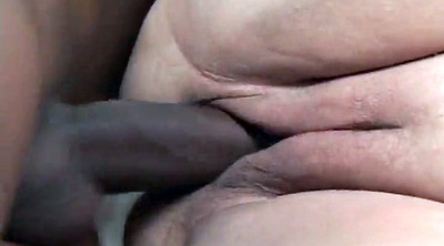 Ebony, Big black, Bbw creampie, Big creampie