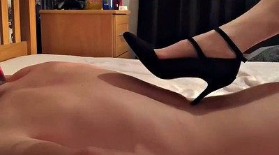 Trample, Trampling, Stiletto, Marie, Jane, Stiletto heels
