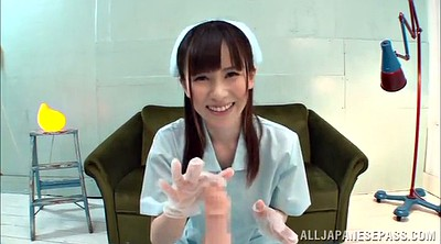 Nurse, Nurse asian, Nurse handjob, Asian nurse, Asian handjob, Amateur asian
