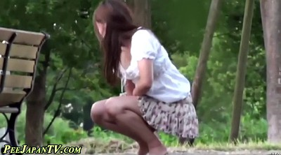 Japanese slut, Japanese pee, Skirt