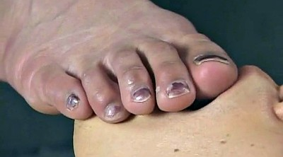 Asian foot, Submissive, Submission, Asian foot fetish