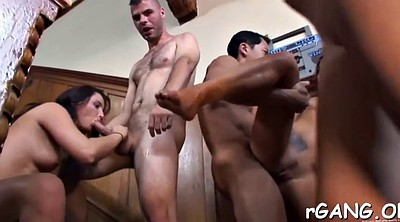 Party, Group, Gangbang pornstar