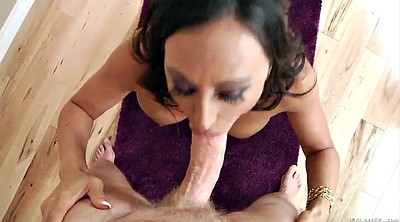 Long cock, Tits pov, Fake
