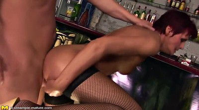 Anal mature, Anal creampie