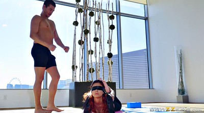 Yoga, Blindfold, Teen yoga