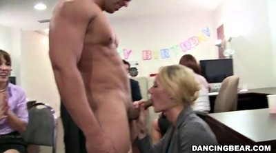 Stripper, Orgy party