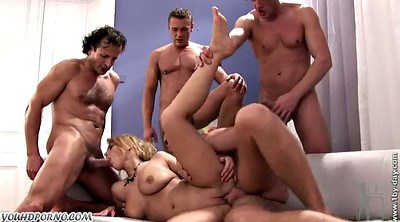 Double anal, Anal sex