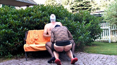 Outdoor, Spanking gay