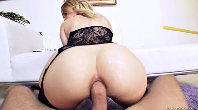 Hungarian, Monster cock anal