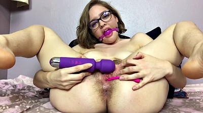 Hairy, Toy, Gagging