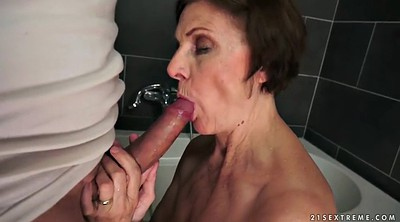 Mature son, Granny hd