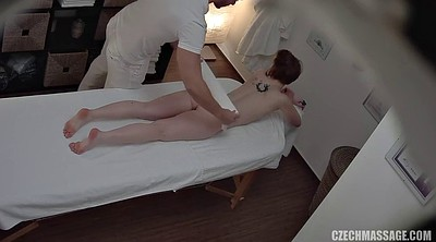Beautiful girl, Wet pussy, Oil massage, Short hair, Beauty massage, Short