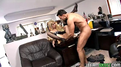 Rough anal, Secretary, Rough sex