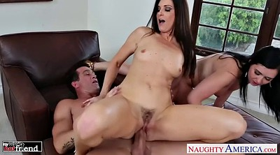 India summer, Angel smalls, Indian threesome