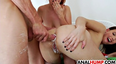 Messy anal, Messy