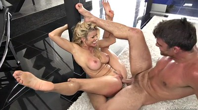 Alexis fawx, Squirt machine