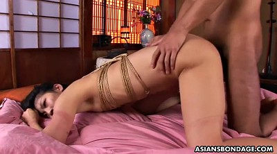 Aoi, Asian creampie, Asian bdsm, Submission, Hairy creampie