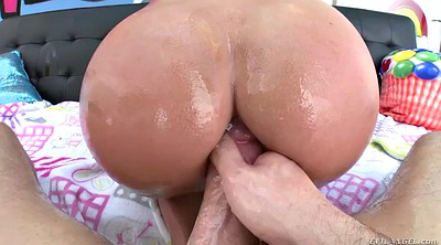 Enema, Blow, Close up, Fat cock, Enemas, Fat blonde