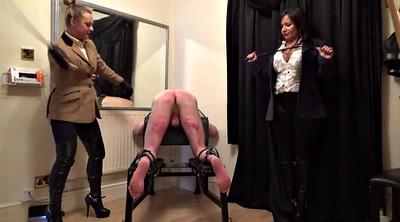 Cfnm, Caning, Caned