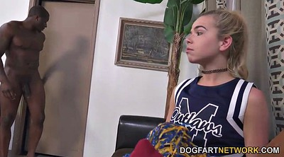 Alina west, Very teen, First creampie