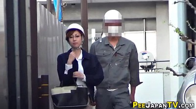 Public, Sock, Japanese voyeur, Japanese fetish, Socking, Pee public