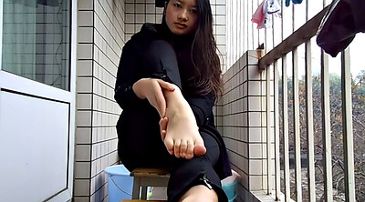 Chinese teen, Chinese foot, Sole, Chinese fetish, Chinese feet, Foot sole
