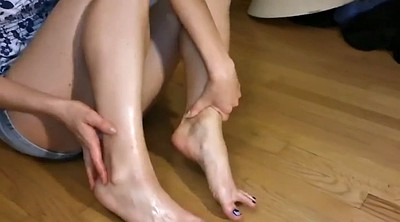 Sole, Oily, Sexy feet