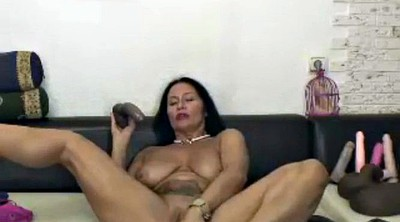 Granny latina, Big tits grannies, Latina mature