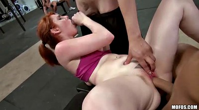 Gym, Lady, Grouping