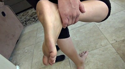 Sexy, Mom foot
