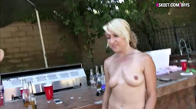 Pussy licking, Wet pussy, Pool
