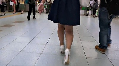 Walking, Japanese leg, Japanese fetish