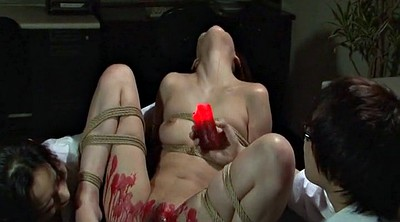 Japanese bdsm, Wax, Waxing, Japanese amateur