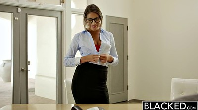August ames, Creampied