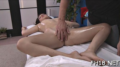 Oiled, Massage anal
