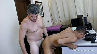 Dad, Old gay, Big ass asian, Asian old, Asian daddy